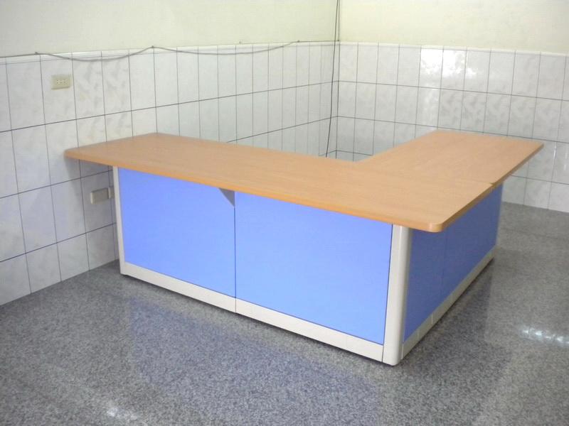 櫃檯實景圖